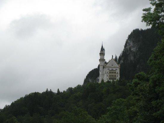 Castillo de Neuschwanstein: Замок Нойшванштайн
