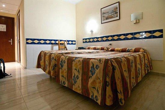 Hotel Rosa Nàutica: наш номер