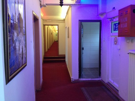 Hotel Erenler: room
