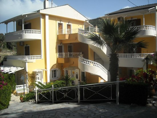 Golden Sun Apartments: la casa di Goden Sun