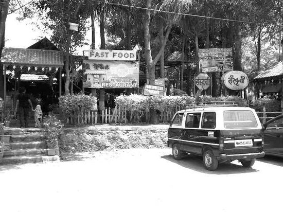 Gulmohar Homestay: Hotel Sanskruti - Lunch