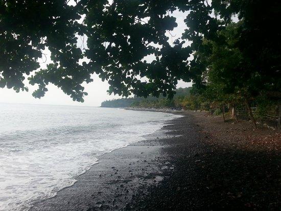 Santai Hotel Bali: Beach