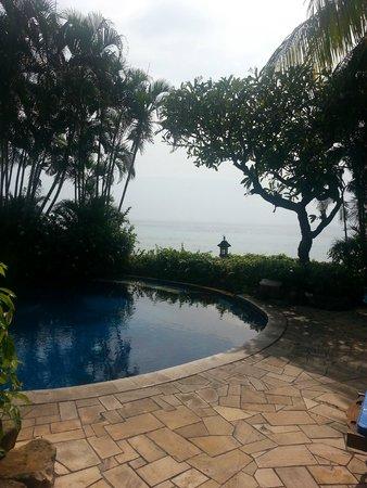 Santai Hotel Bali: Pool