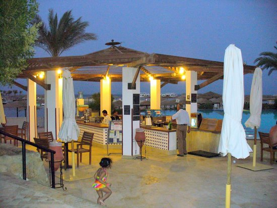 The Grand Plaza Hotel & Resort: Poolbar