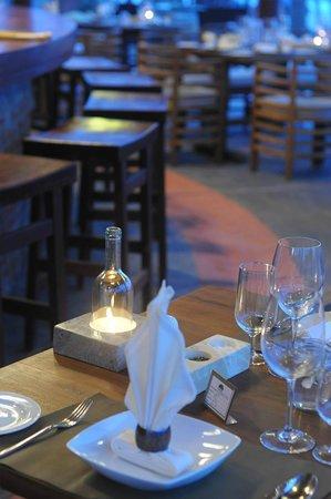 Furama Resort Danang: Steak House The Fan - Arrangements