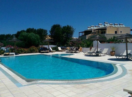 Louis Studios : the pool!