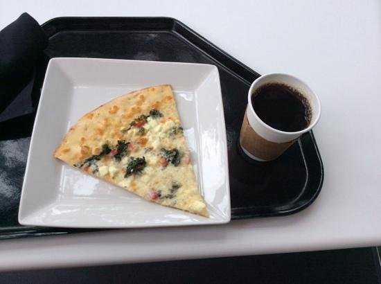 Glass Market Cafe : Pizza and Coffee