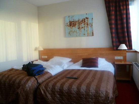 Best Western Amsterdam Airport Hotel: 2 beds