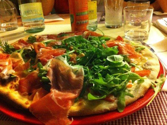 Rebuffo : Pizza Centocinquantesimo
