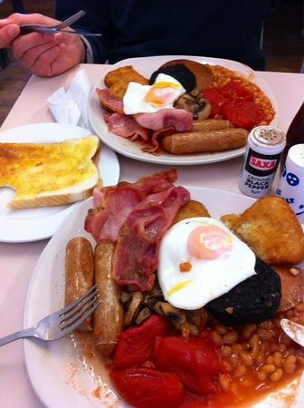 Linda's Pantry: Full English Breakfast for GBP 4.95