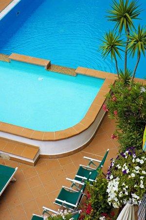 Hotel Silvano: Piscina per adulti e per bambini