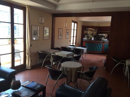Hotel Duomo Firenze : Breakfast area