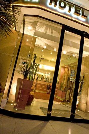 Hotel Silvano: Ingresso principale