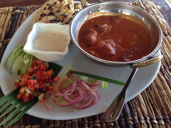 Breezes Beach Club & Spa, Zanzibar: Tandoori Beef Kebab; perfect
