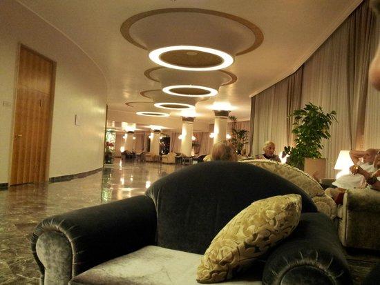 Radisson Blu Resort, Terme di Galzignano – Hotel Sporting: zona bar