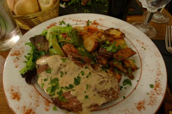 La Bontendrie: French Beef