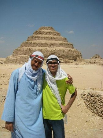 Step Pyramid of Djoser: Djoser