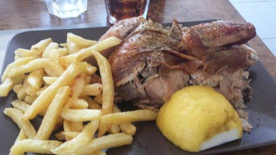 Zahoulis: Roasted chicken