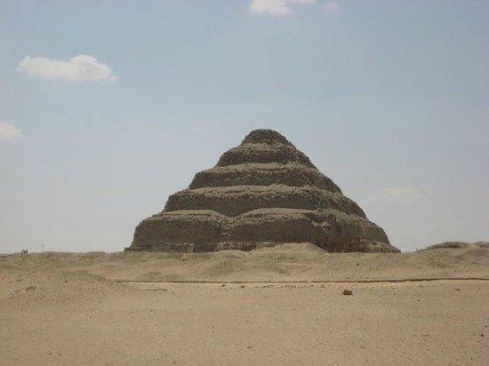 Step Pyramid of Djoser: Djoser