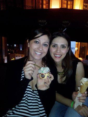 Spirito Cupcakes & Coffee: Gelato na Spirito