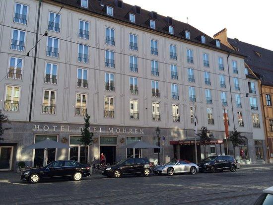 Steigenberger Drei Mohren: Отель