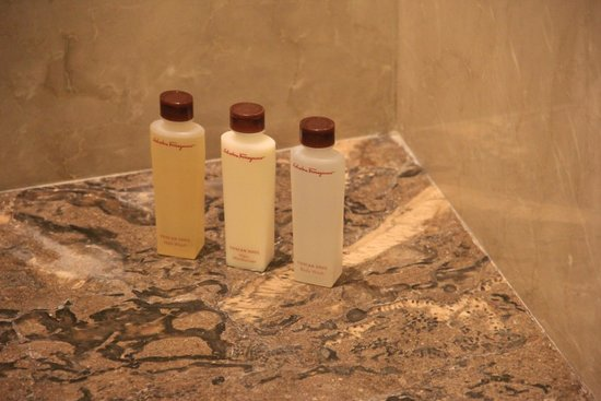 Waldorf Astoria Jerusalem : Amenities