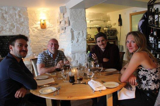 Ben's Cornish Kitchen: Good family venue