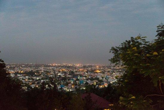 The Gateway Hotel Pasumalai Madurai : View over Madurai