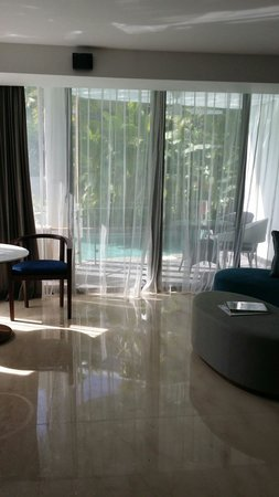 Le Meridien Bali Jimbaran: My room