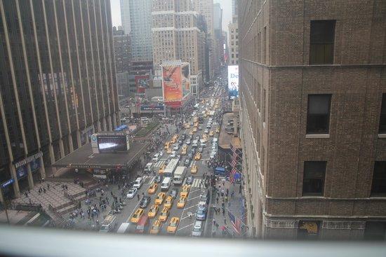 Manhattan NYC–an Affinia hotel: Day rush