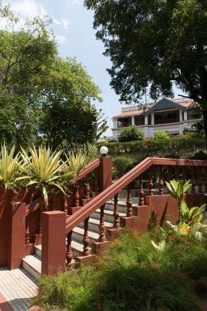 The Gateway Hotel Pasumalai Madurai : Grounds