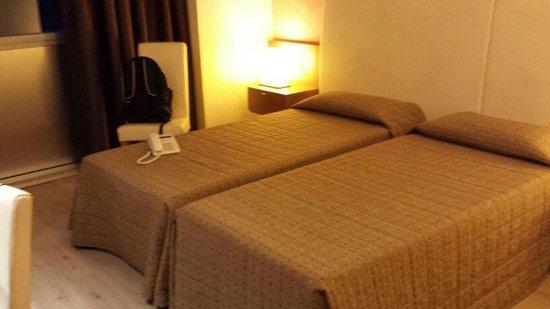Hotel Galilei: Beds
