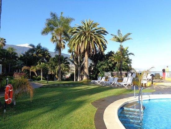Hotel Tigaiga: Tigaiga - zona piscina