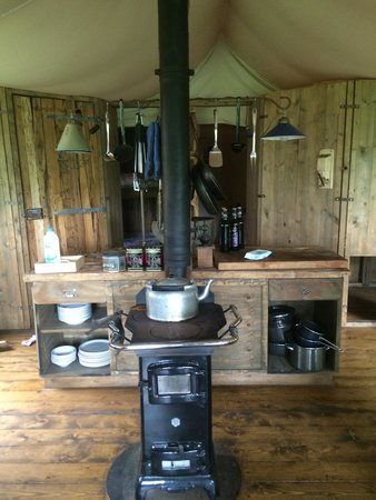 Country House Hideout at Chesters: All nice and tidy