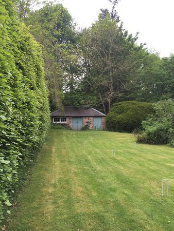 Country House Hideout at Chesters: The Bothy