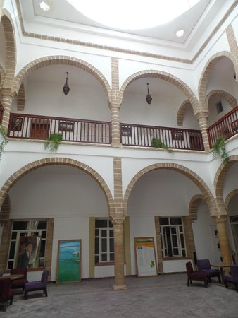 Dar Souiri : the inside