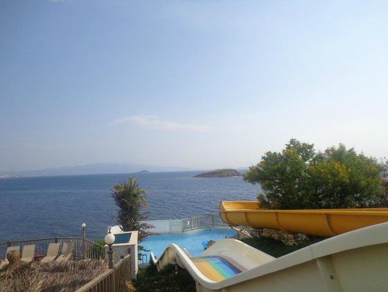 Kadikale Resort: 5 étoiles normes locales mais séjour agréable dans l'ensemble
