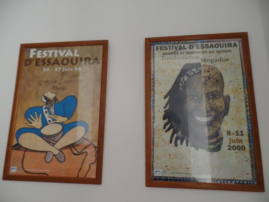 Dar Souiri : posters from the festival