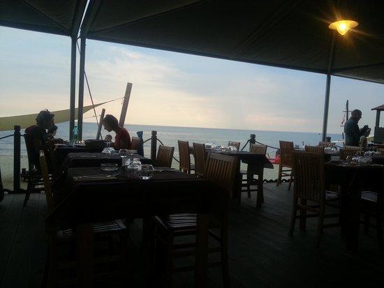 Mediterranea: Al tramonto