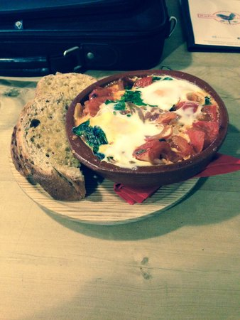 The Refectory Kitchen: Gypsy Eggs