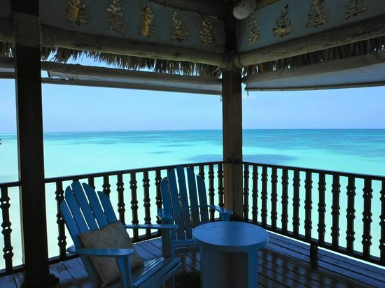 Sanctuary Cap Cana by AlSol: view from marlin restaurant