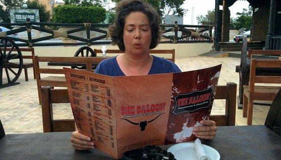 The Saloon : Die Qual der Wahl