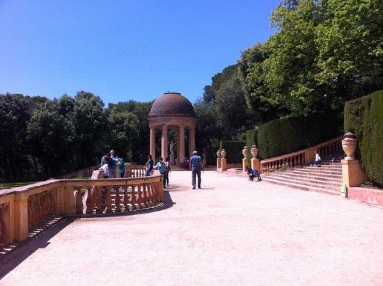 Parque del Laberinto de Horta: gardens