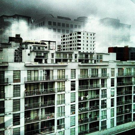 Bianco off Queen: Вид с балкона