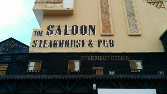 The Saloon : Saloon