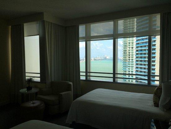 Conrad Miami: Double room