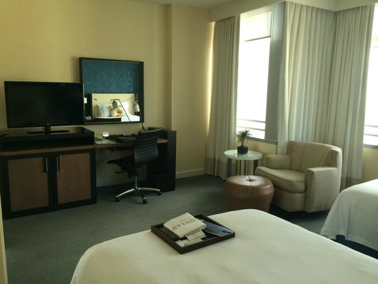Conrad Miami: Double room
