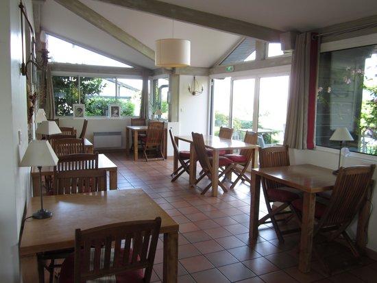 Hotel Laminak: La salle des petit-déjeuners