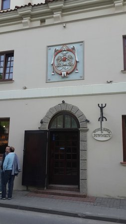 Piekarnia Sarzynski : Entrance