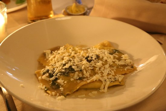 Food - Casa Coppelle: ravioli